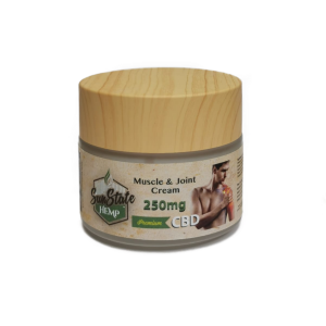 Muscle & Joint Cream 250mg