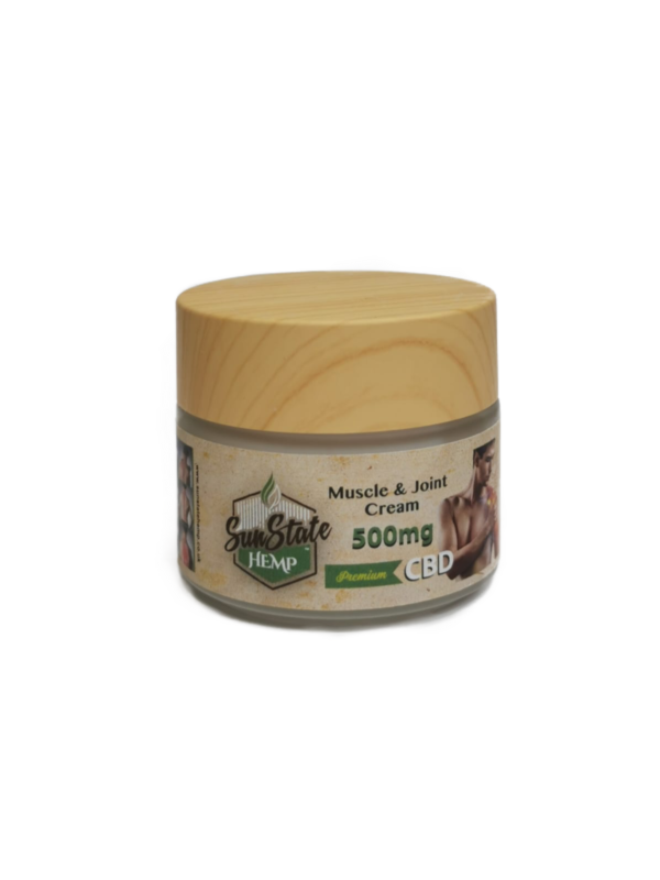 Muscle & Joint Cream 500mg
