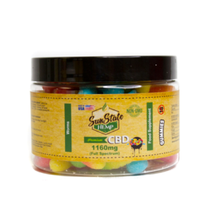 Neon Gummy 1160mg - Sour Worms