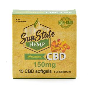 CBD SoftGels mg