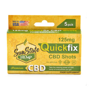 Full Spectrum QuickFix CBD Shots mg