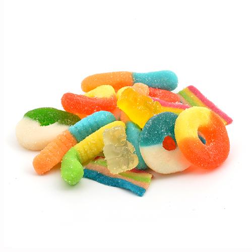 Neon Gummies mg – Mega Pack