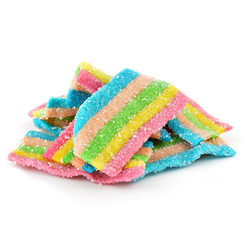 Neon Gummy mg Sour Strips