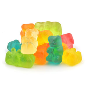 Neon Gummy mg Clear Bears