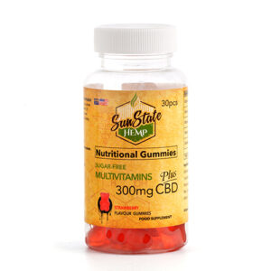 Suger Free Multivitamins mg