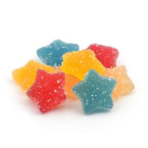 Vegan mg Fizzy Stars