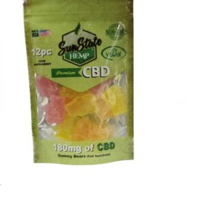 Vegan-180mg-Organic-Bears-4