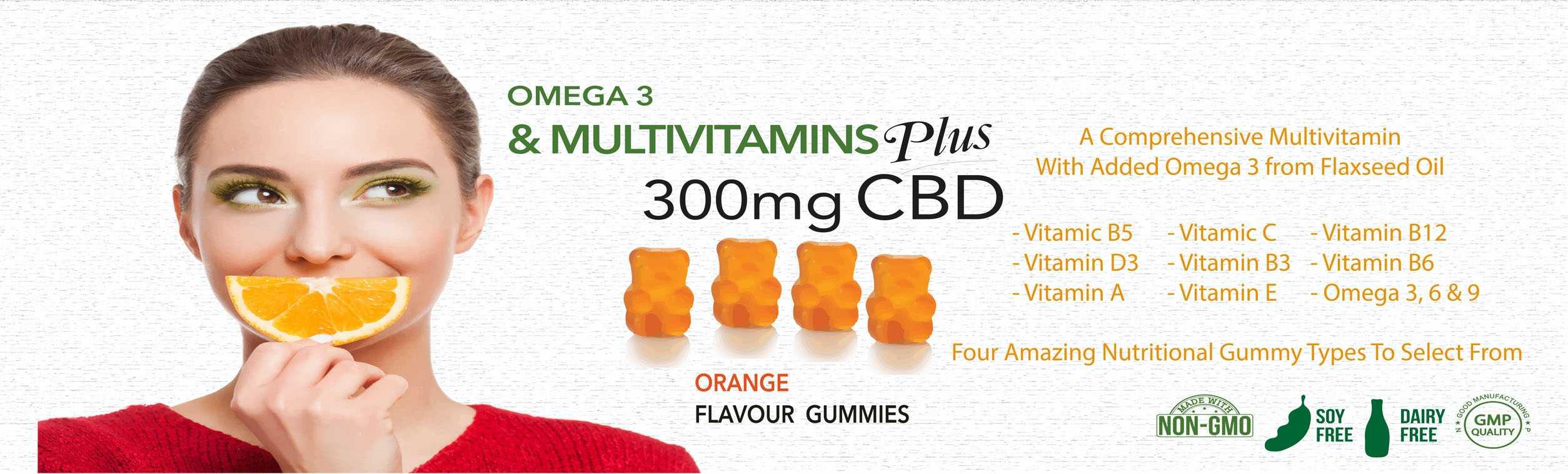 CBD Vitamins UK